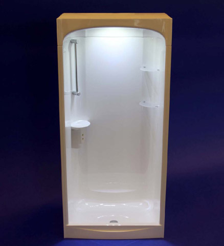 Shower Cubicle Design - Bigto